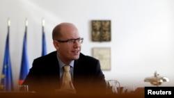 Прем'єр-міністр Чехії Богуслав Соботка