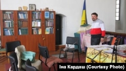 Бібліятэка святара Яўгена Орды. Катярынінская царква ў Чарнігаве
