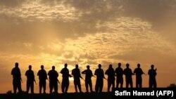 Курдские военизированные силы пешмерга