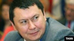 Рахат Алиев, бывший посол Казахстана в Австрии и бывший зять президента Казахстана Нурсултана Назарбаева.
