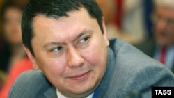 Рахат Алиев, политик и бизнесмен.