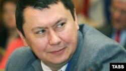 Рахат Әлиев. Алматы, 30 мамыр 2007 жыл.