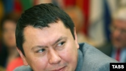 Rakhat Aliev (file photo)