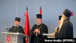 Dolazak zvanica na proslavu 17 vekova Milanskog edikta