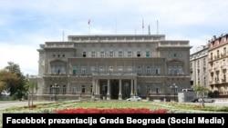 Konstitutivna sednica Skupštine grada mora se održati 60 dana od dana proglašenja konačnih rezultata: zgrada Starog dvora