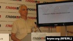 Аналитик Крымской полевой миссии Виссарион Асеев