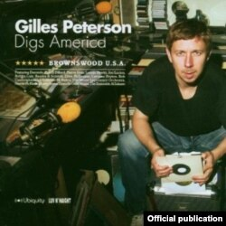 "Coperta albumului ""Gilles Peterson Digs America: Brownswood USA"""