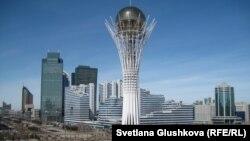 Астана қаласы. (Көрнекі сурет)