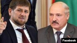 Кадыраў і Лукашэнка