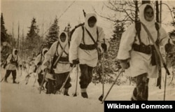 Шведский добровольческий корпус в «Зимней войне»