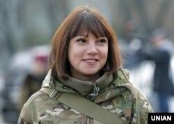 Тетяна Ричкова. Архівне фото