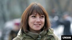 Представник волонтерської організації «Крила Фенікса» Тетяна Ричкова