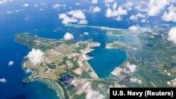 Ishulli Guam
