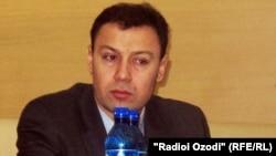 Ҷамолиддин Нуралиев, муовини аввали вазири молия