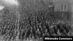 1958 елда Мәскәүдә Ураза гаете