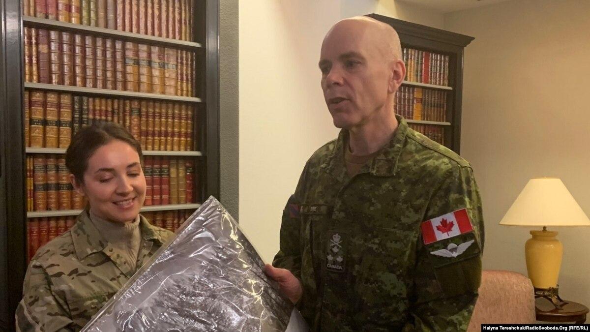 Командующий Сухопутных войск Канады: «ситуация в Украине имеет влияние на весь мир»
