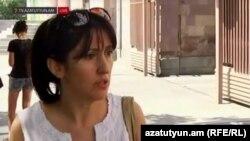 Ռուզաննա Եղնուկյան, 23-ը օգոստոսի, 2016թ.
