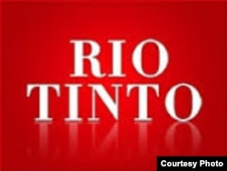 Logo kompanije Rio Tinto