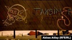 Эътирозҳо дар Истамбули Туркия