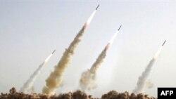 2 min kilometri İran raketi adi başlıqla vurur