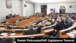 Сенат Польши (архивное фото)
