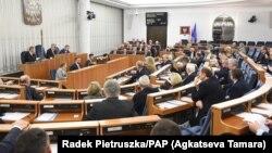 Сенат Польши (архивное фото).