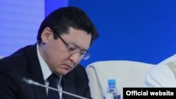 Бағлан Майлыбаев.