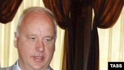 Russian investigator Aleksandr Bastrykin