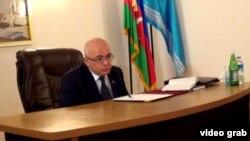 Gömrük Komitəsinin sədri Aydın Əliyev