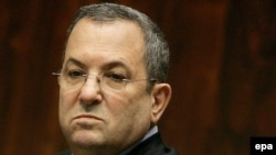 """We said there would be a response and there was a response,"" said Israeli Defense Minister Ehud Barak."