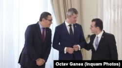 Ludovic Orban nu a reușit să îl convingă pe Victor Ponta să îi sprijine guvernul.
