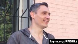 Ігор Мовенко на свободі, 28 червня 2018 року