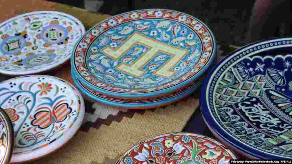 Ukraine -- Tatar celebration of fertility Hydyrlez, Bakhchisaray, 6May2013