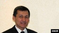 Turkmen Foreign Minister Rashid Meredov