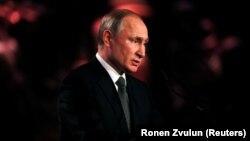 Владимир Путин. Иллюстративное фото.