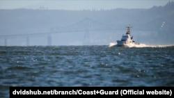 Один із катерів Берегової охорони США класу Island, ілюстраційне фото