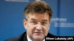Действующий председатель ОБСЕ, министр иностранных дел Словакии Мирослав Лайчак (архив)