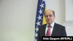 Prepisku o Pelješkom mostu započeo je ministar civilnih poslova BiH Adil Osmanović