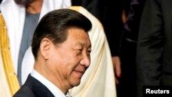 Претседателот на Кина Си Џинпинг