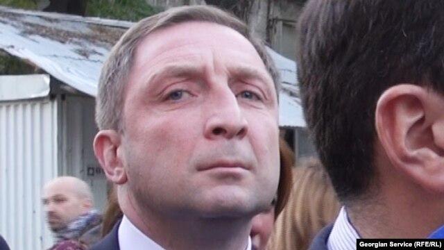 Aleksi Petriashvili (file photo)