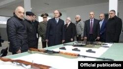 Լուսանկարը՝ Հայաստանի պաշտպանության նախարարության լրատվականի