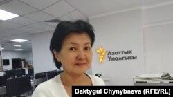Бурул Макенбаева