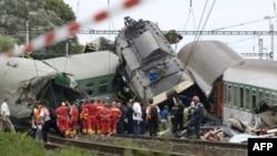 Авария в Студенке в 2008 году