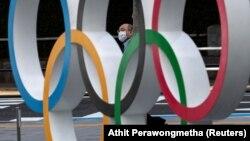 Ճապոնիա - Օլիմպիական թանգարանը Տոկիոյում, մարտ, 2020թ.