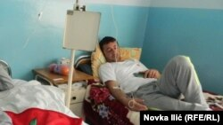 Jedan od lovaca oboleo od trihineloze, bolnica u Užicu, januar 2015.