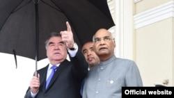 Фото пресс-службы президента Таджикистана