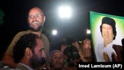 Либи -- Сеиф Кхаддафи а, цуьнан агIончаш а