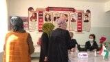 Раъйдиҳӣ дар нтихоботи президентӣ дар Тоҷикистон. 11 октябр, 2020.