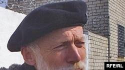 Belarus -- Viciebsk opposition activist Barys Khamajda, 3Mar2008