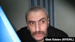 Борис Стомахин в исправительной колонии Пермского края